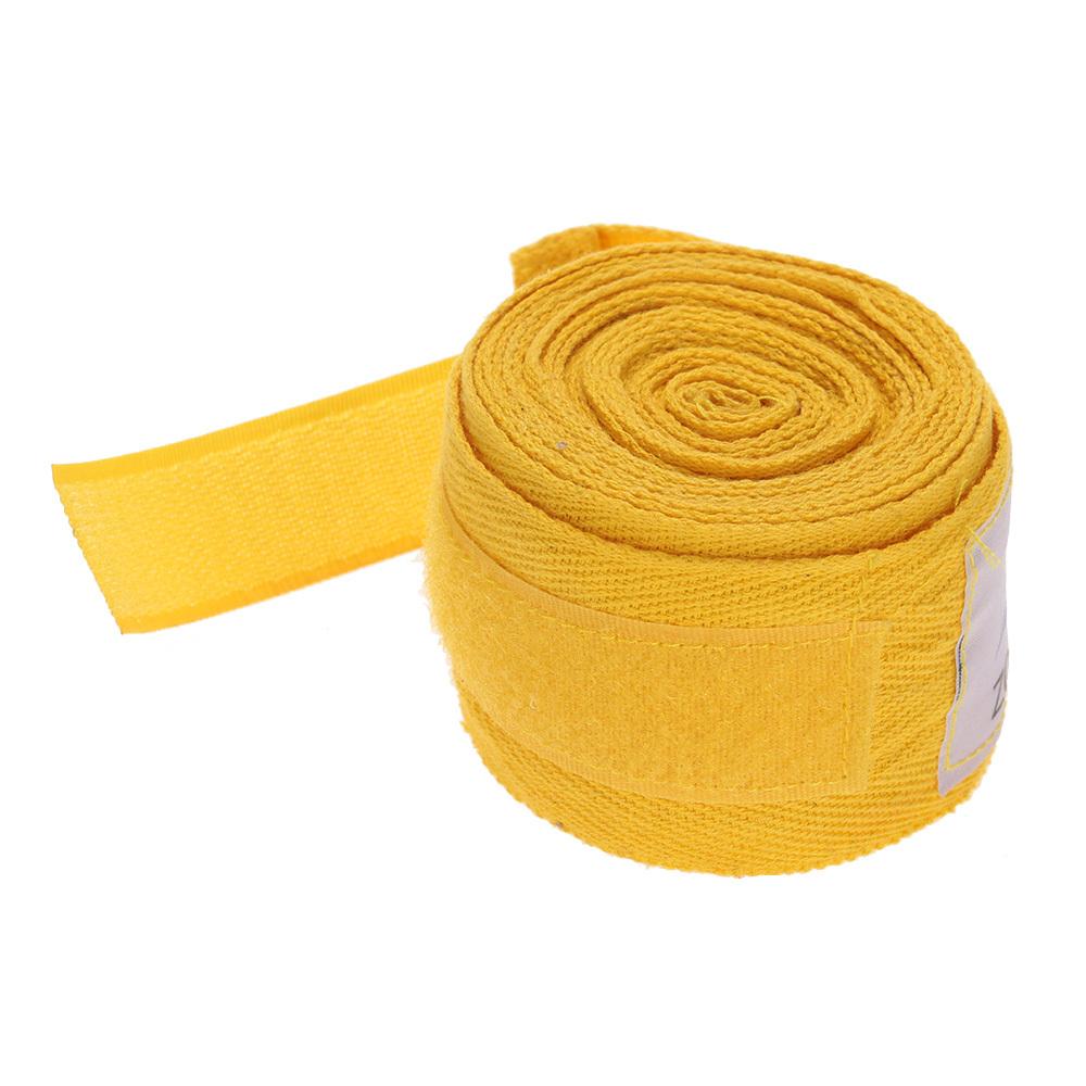 ... ZOOBOO 100% Cotton Combat Muay Thai Boxing gratis MMA Boxing tangan dibungkus perban - Internasional ...
