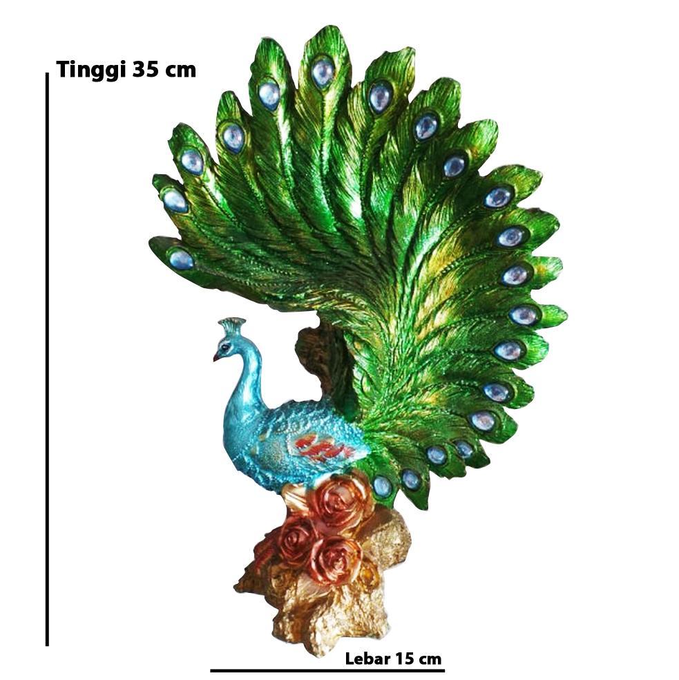 43+ Gambar Burung Merak Berwarna Gratis