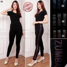 168 Celana Panjang Legging Nikita Senam wanita jumbo