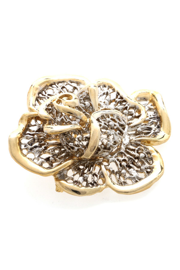 ... Jual 1901 Jewelry Saxophone Brooch 2072 Bros Wanita Gold Murah Source 1901 Jewelry Flower Brooch 2073