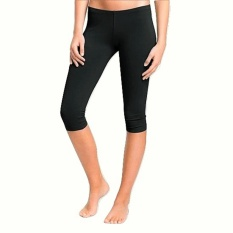 2 Pcs Legging Short Wanita - Spandex - All Size