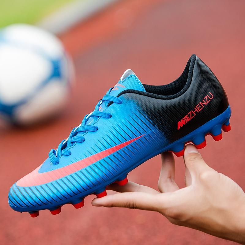 2017 New Arrive Football Men Outdoor Football Shoes Top Quality Training Grass Lawn .