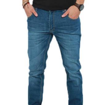 ... 2nd RED 133212 SlimFit Jeans - Blue Wishker - 5