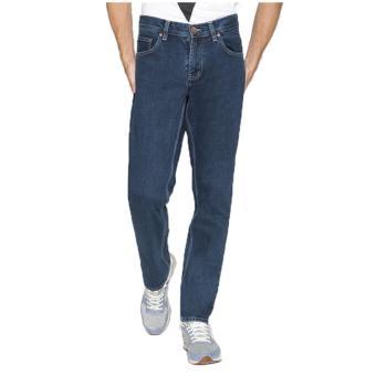 Gambar 2Nd Red Long pants jeans Basic Blue 111610