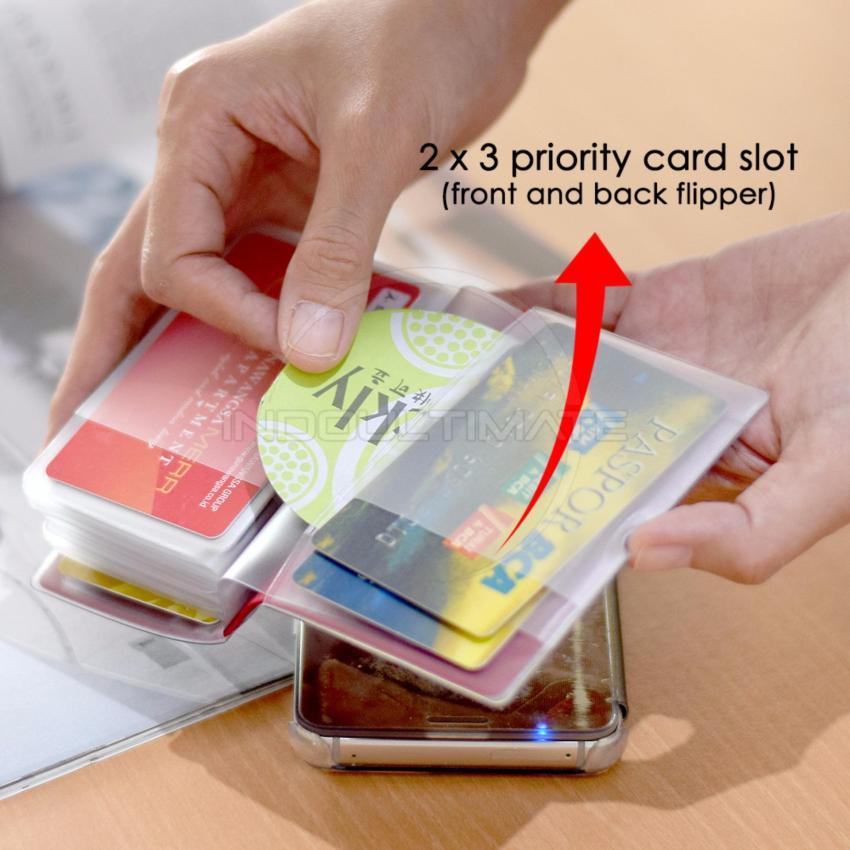 Cari 35 In 1 Korean Premium Card Wallet Dompet Kartu Atm Credit Source .