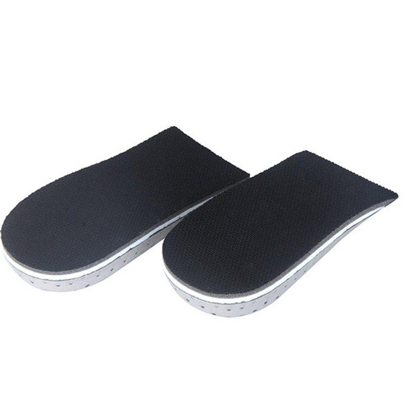 4.3 cm Adapula Meningkatkan Tinggi Setengah Sol Sepatu Sisipan Bantal Busa Memori Teamtop .