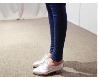 923# Pants Denim Jeans Baju Hamil ABS - 5