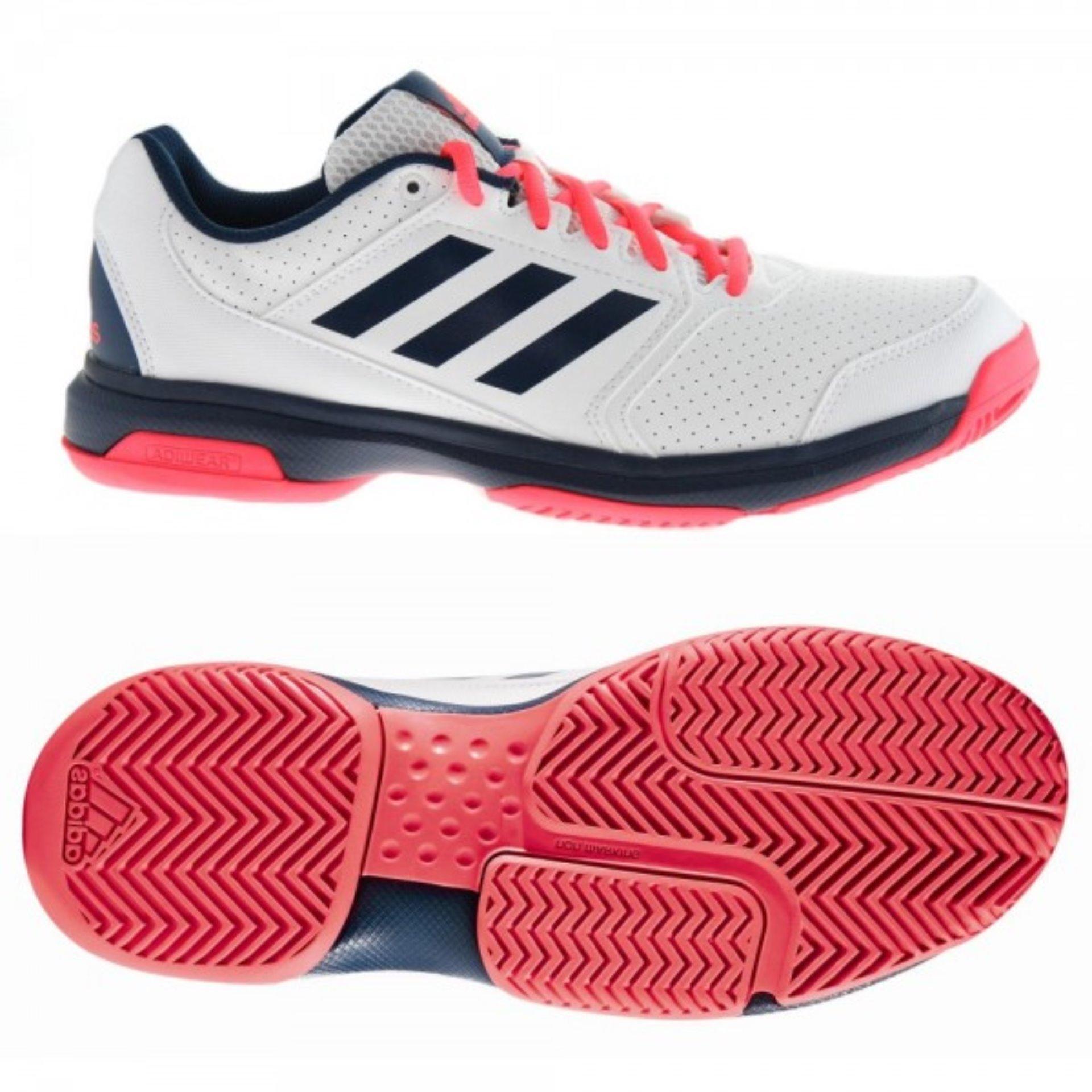 Adidas Sepatu Tennis Barricade Court Wide Bb3363 Putih - Daftar ... 0595cd831c