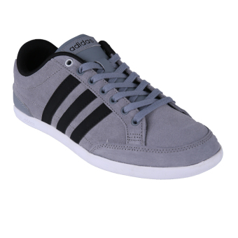 Adidas Caflaire Men's Shoes - Grey-Core Black-Matte Silver