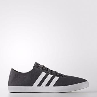 Adidas Sepatu adiNeo Easy Vulc - B74569 - Abu