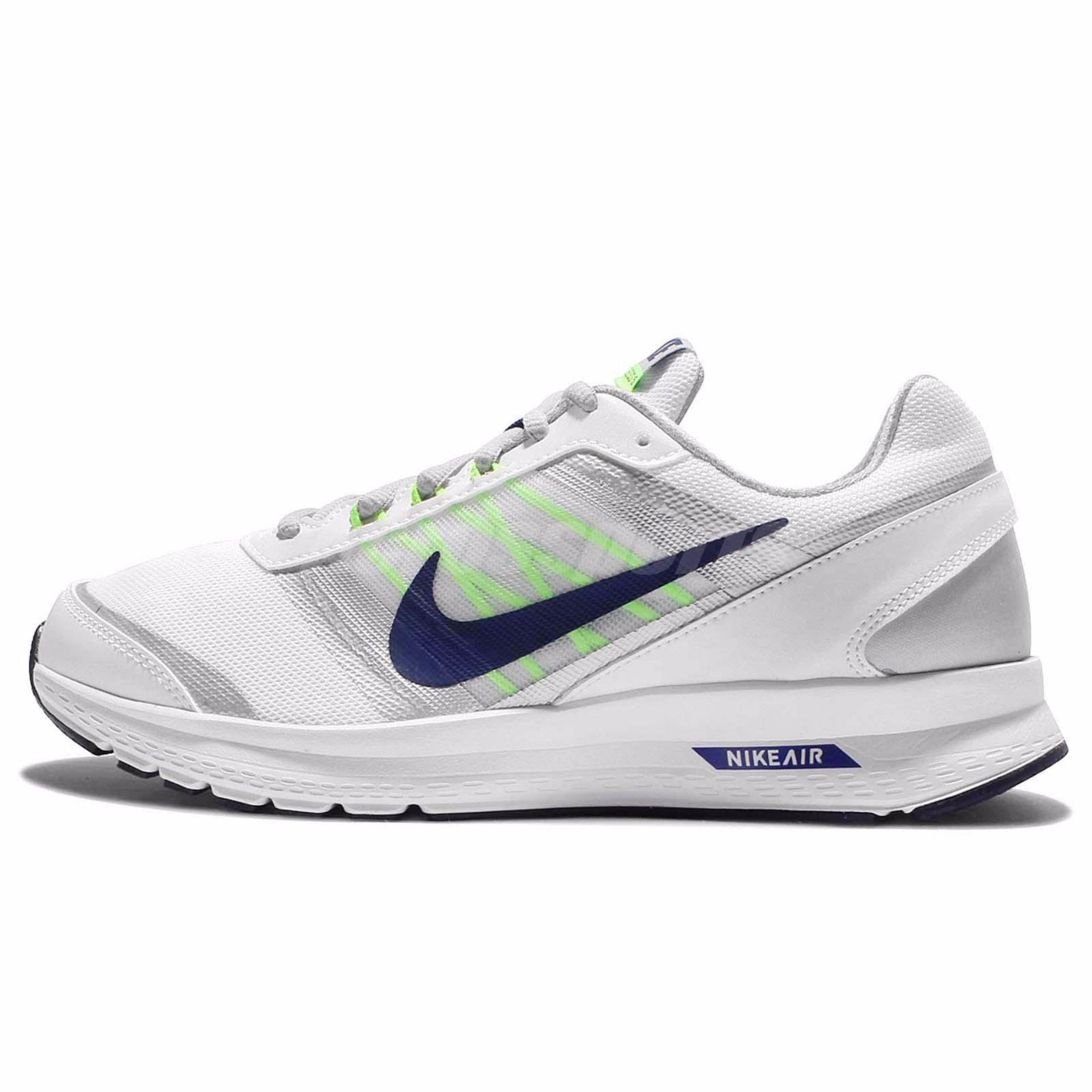 Pelacakan Harga Air Relentless 5 Msl White Loyal Blue Metallic Nike Relentless6 Hitam Putih Silver