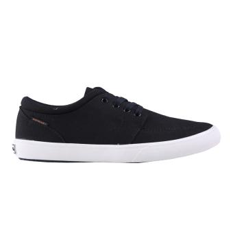 Airwalk Jair Sepatu Sneakers Pria - Black - 2