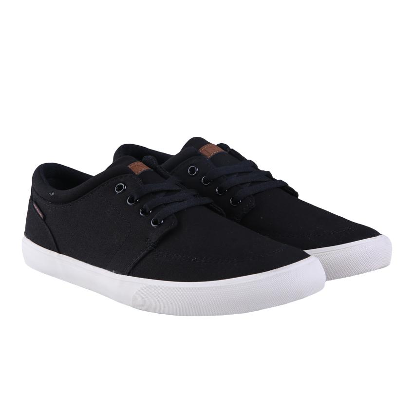 Airwalk Jair Sepatu Sneakers Pria - Black .