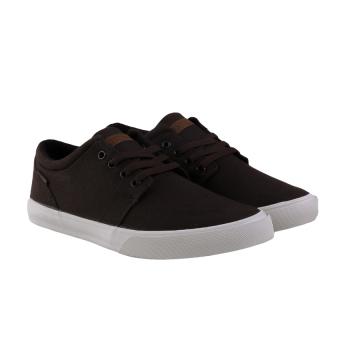 Airwalk Jair Sepatu Sneakers Pria - Dark Brown - 5