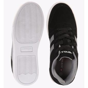 Airwalk Jaky Jr. Boys Sneakers Shoes - Hitam - 5