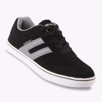Airwalk Jaky Jr. Boys Sneakers Shoes - Hitam - 2