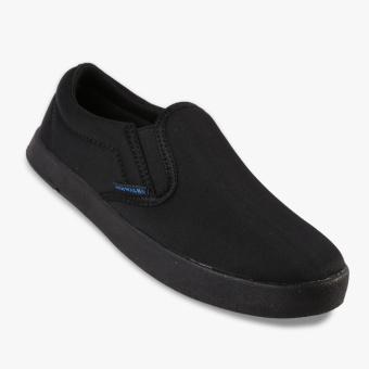 Airwalk Jamor Boys Sneakers Shoes - Hitam - 2