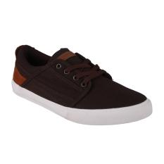Airwalk Jason Sneakers Pria - Dk Brown