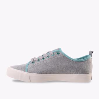Airwalk Jihan Women's Sneakers Shoes - Abu-Abu - 3