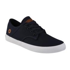 Airwalk Jisaac Sepatu Sneakers Pria - Navy