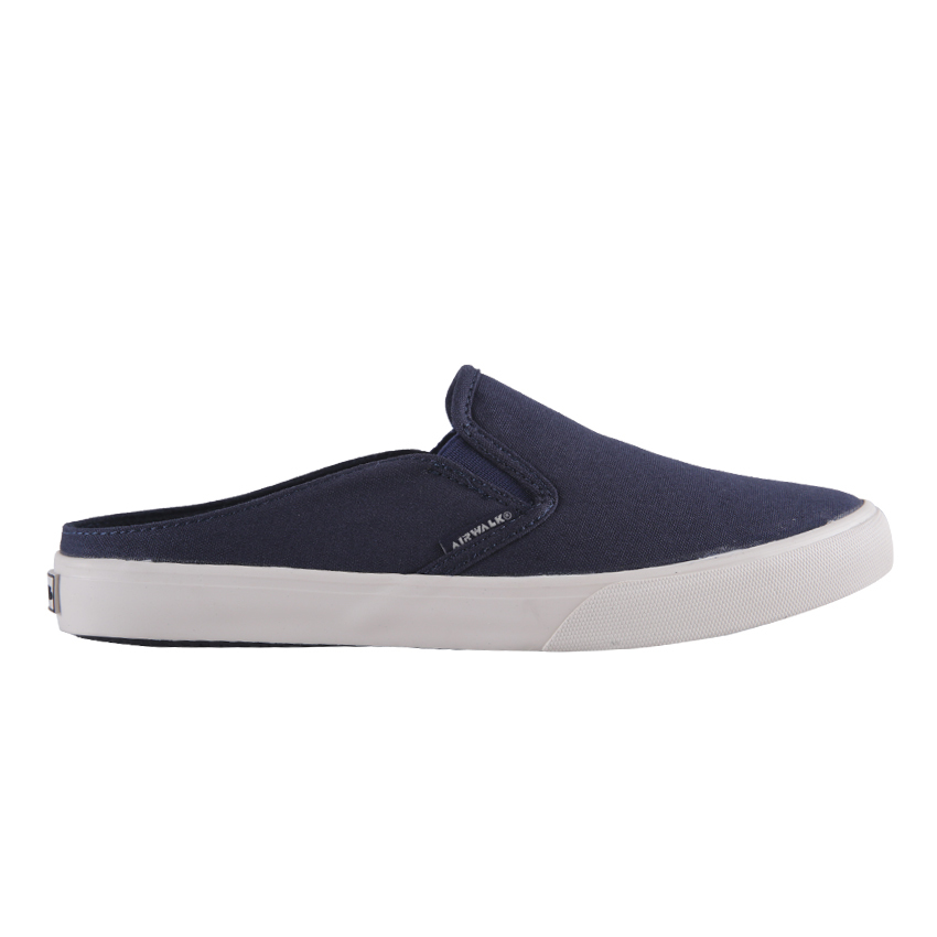 Airwalk Jw-Mules Sneakers Pria - Navy .