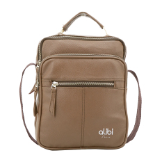 Alibi Paris Fowler Shoulder Bags - Brown