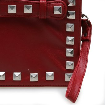 Alibi Paris Mosella Bag - Merah - 4