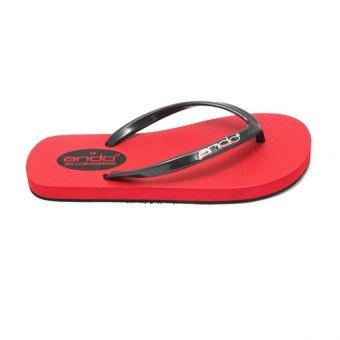 Harga Ando Sandal Jepit Nice Couple Wanita Merah Terbaru klik gambar.