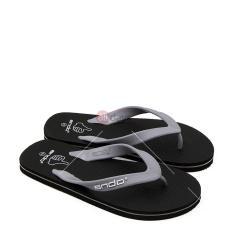 Ando Sandal Jepit Pria Hawaii Like - Grey