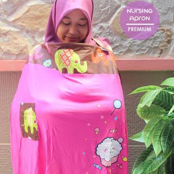 Apron Menyusui Baby Oz Premium - 3