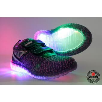 Harga ARDILES Sepatu Anak Lampu Hoki Black Purple Terbaru klik gambar.