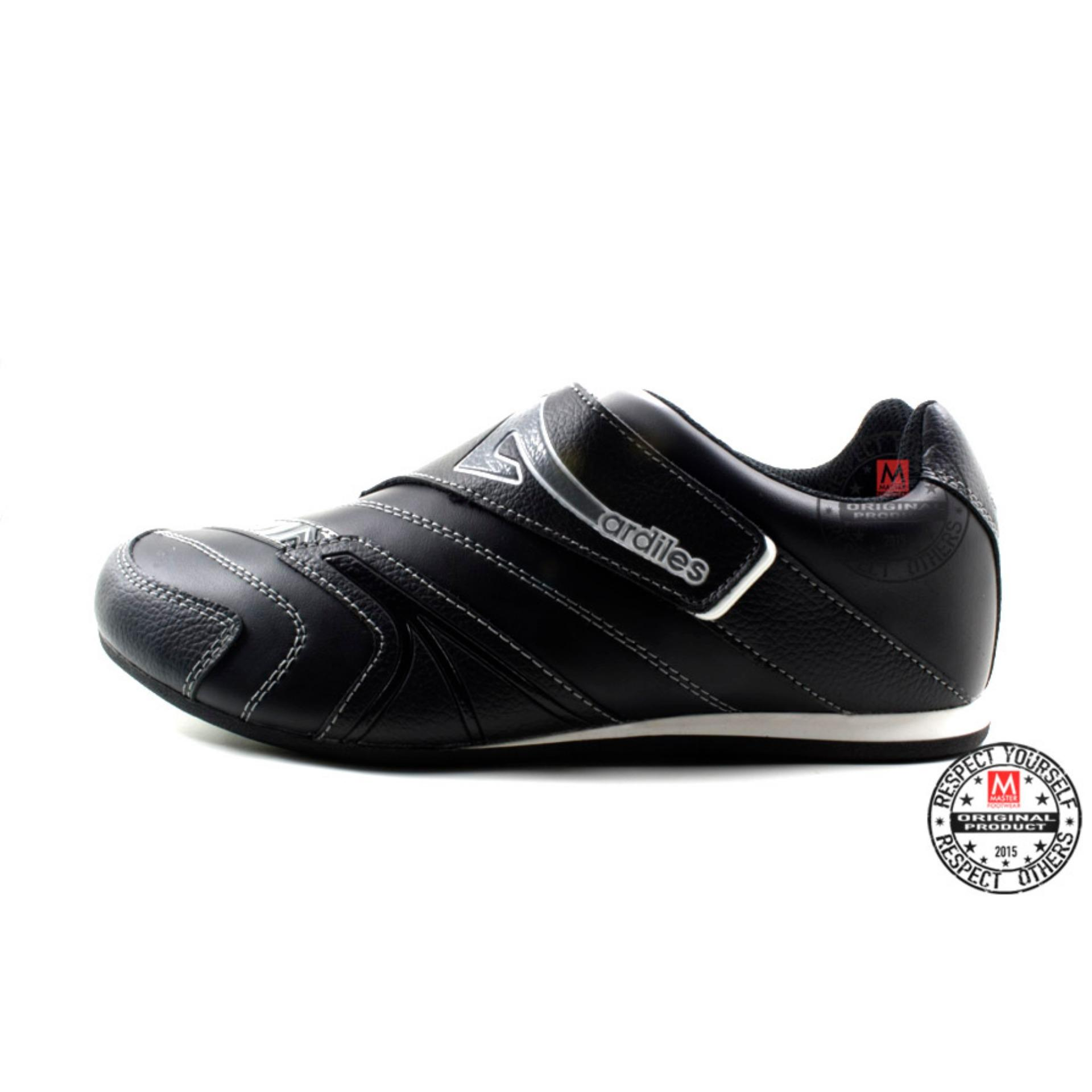 Ardiles Sepatu Anak Lampu Eboy Black Daftar Harga Terbaru Dan Terlengkap Indonesia Sneaker Ninja White