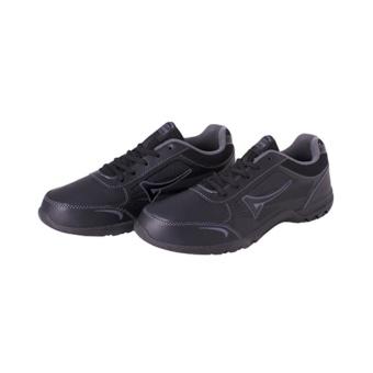 Ardiles Women Marimar Running Shoes - Hitam Abu Tua - 3