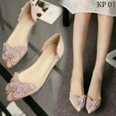 Arlaine Butterfly Flat Shoes