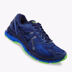 Asics Gel-Nimbus 19 Lite-Show Men's Running Shoes - Standard Wide - Biru