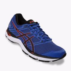 Asics Gel-Phoenix 8 Men's Running Shoes - Standard Wide - Biru
