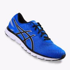 Asics Gel-Zaraca 5 Men's Running Shoes - Standard Wide - Biru