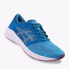 Asics Roadhawk FF Women's Running Shoes - Standard Wide - Biru