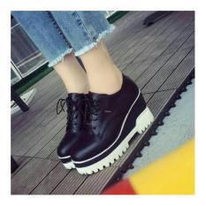 azkashoes Sepatu Boot DMR Hitam