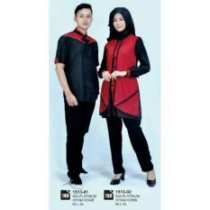 Azzura - Baju Muslim Koko Couple 1513-01