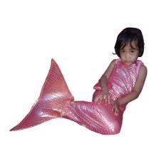 baju anak mermaid motif gold | baju dutyung murah