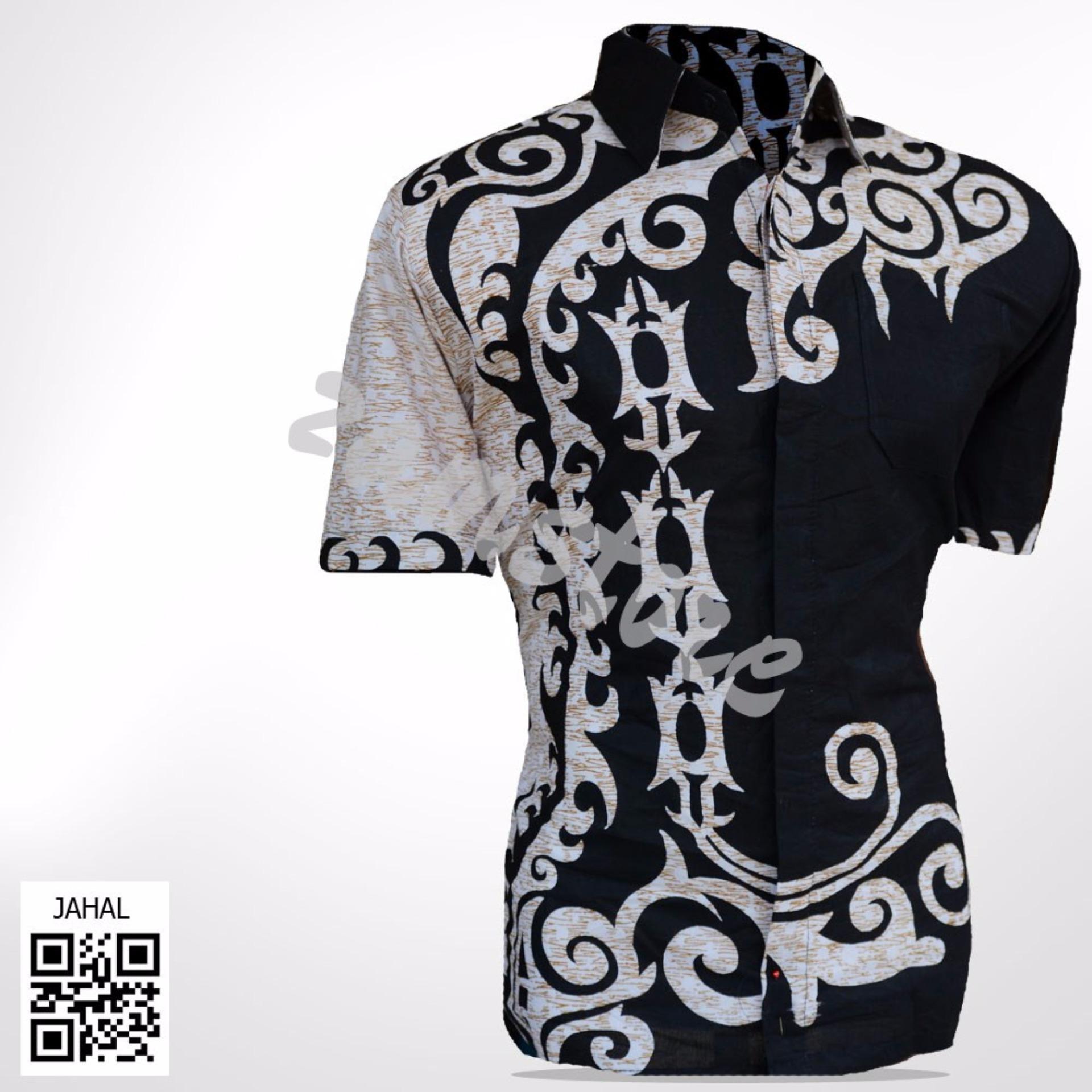 Kemeja Batik Remaja Cowok: Baju Batik Pria Eksklusif Kemeja Lengan Pendek Motif