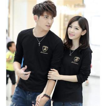 Harga Penawaran Baju Couple | Kaos Couple Lengan Panjang | Baju Kaos Kapel | Pakaian Pasangan