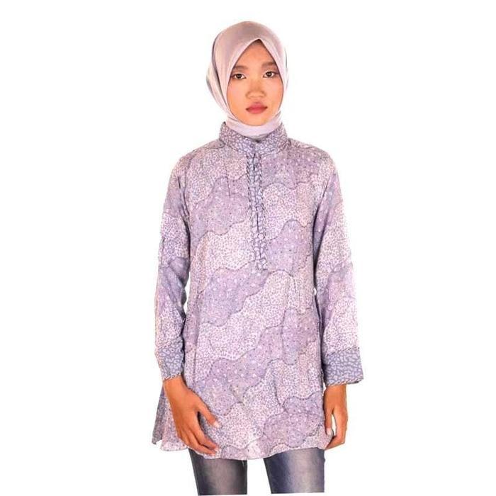 Original Blouse Moren Blus Wolfice Baju Wanita Atasan Baju Muslim Simple  Modis Pakaian . 30526d845b