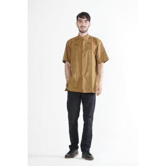 ... baju koko kerah sanghai casual import shohib trendy 04 - 3