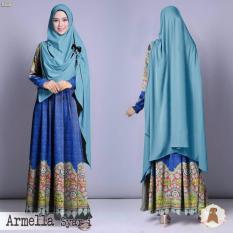 Baju muslim murah / baju gamis murah / ARMELA DAVINCI