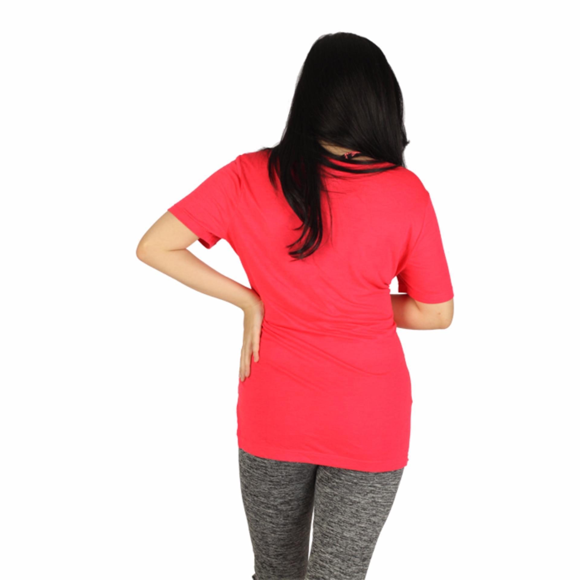 Sporty Kira Sports Tanktop Baju Atasan Senam Wanita   Tanktop Baju Olahraga  Wanita Untuk Joging Yoga. Source · Baju Olahraga V-Neck Wanita  9196ba3717
