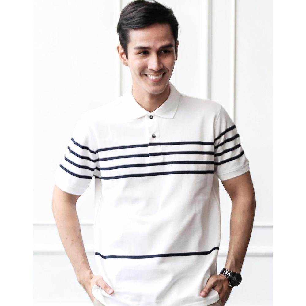 Baju Pria Crocodile Men Premium Polo Shirt Bahan Katun 100percent Clas Ori Slim Fit Dark Navy S 100 Cotton