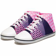 Baraya Fashion - Sepatu Kasual Anak  Wanita Trendy BSM Soga BDA 921