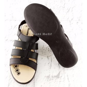 Bata Sandal Wanita Cantik 561-6550 Hitam - 4